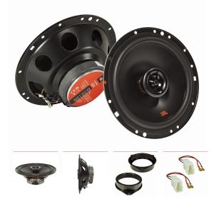 Lautsprecher Set kompatibel mit Audi A3 8P A4 B6 B7 A8...