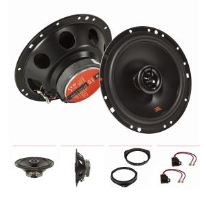 Lautsprecher Set kompatibel mit Iveco Daily Fiat Ducato...