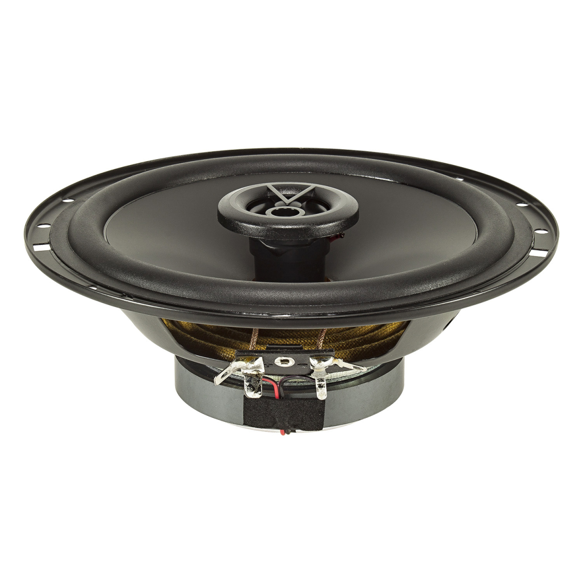tomzz Audio 4039-006 Lautsprecher Einbau-Set f/ür Opel Astra H Corsa D Corsa E 165mm Koaxial System TA16.5-Pro