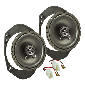 Lautsprecher Einbau-Set kompatibel mit Mazda Jaguar div...