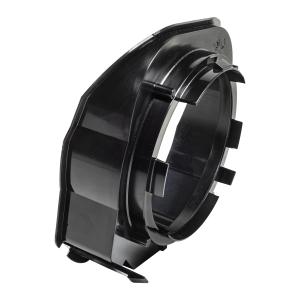 Lautsprecherringe Adapter Halterungen kompatibel mit Mercedes C-Klasse W202 Heckablage für 165mm DIN Lautsprecher