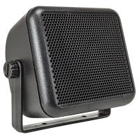 Aufbau Lautsprecher Gehäuse für 100x100 mm DIN Lautsprecher schwarz