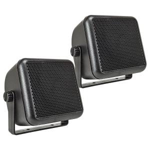Aufbau Lautsprecher Gehäuse Set für 100x100 mm...