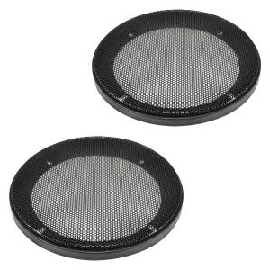 Lautsprecher Gitter Grill für 130mm DIN Lautsprecher...