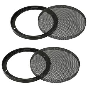 Lautsprecher Gitter Grill für 165mm DIN Lautsprecher...