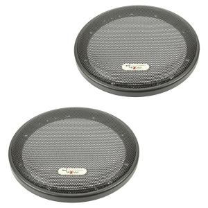 Excalibur Lautsprecher Gitter Grill für 165mm DIN...
