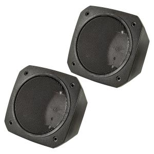 Aufbau Lautsprecher Gehäuse für 100x100 mm DIN...