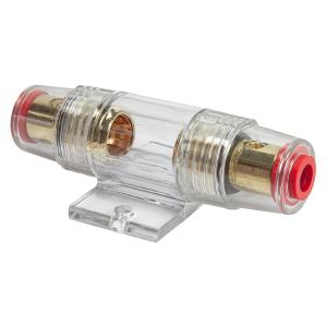 AGU Sicherungshalter transparent für Kabel bis 25qmm