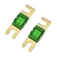 Mini ANL Sicherung 30A 2 Stück mit vergoldeten Kontakten