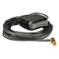 GPS Antenne SMA C Stecker Innenmontage Magnet 5m Kabel kompatibel mit Navman Heedfeld Alpine Zenec