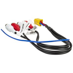 Line-Out Adapter kompatibel mit Becker Blaupunkt Grundig...