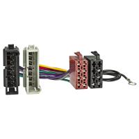 Radio Adapter Kabel kompatibel mit Chrysler bis 2001 Dodge bis 2001 Jeep bis 2001 auf 16pol ISO Norm