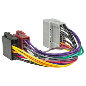 Radio Adapter Kabel kompatibel mit Chrysler ab 2001 Jeep...