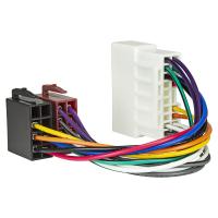 Radio Adapter Kabel kompatibel mit Honda Accord Civic Jazz bis 1998 auf 16pol ISO Norm