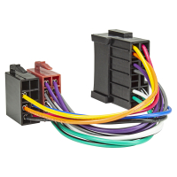 Radio Adapter Kabel kompatibel mit Hyundai ab 1998 Kia ab 2002 auf 16pol ISO Norm
