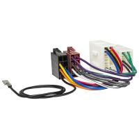 Radio Adapter Kabel kompatibel mit Mazda bis 2000 auf 16pol ISO Norm