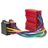 Radio Adapter Kabel kompatibel mit Mazda ab 2001 auf 16pol ISO Norm