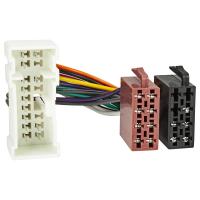 Radio Adapter Kabel kompatibel mit Nissan Almera Primera Micra Terrano X-Trail Navara auf 16pol ISO Norm
