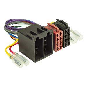 Universal ISO Buchse auf ISO Stecker Adapterkabel...