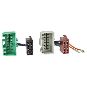 Radio Adapter Kabel kompatibel mit Volvo S40 V40 S60 S70...
