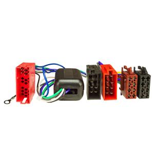 Aktivsystem Radio Adapter kompatibel mit Audi A2 A3 A4 A6...