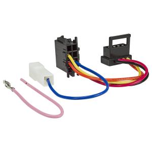 Radio Adapter Kabel kompatibel mit Mercedes Serie C E S T...