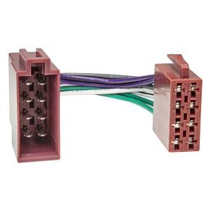 ISO-Buchse auf ISO-Stecker Verlängerung Lautsprecher...