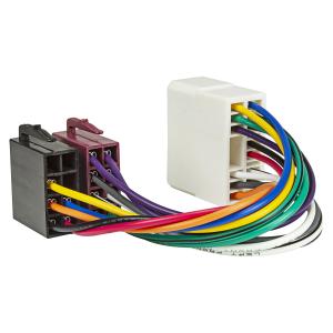 Radio Adapter Kabel kompatibel mit Subaru Forester Legacy...