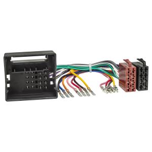 Radio Adapter Kabel Quadlock Universal auf ISO-Norm...