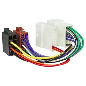Radio Adapter Kabel kompatibel mit Dacia ab 2012 Renault...