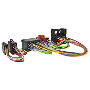 T-Kabel ISO kompatibel mit BMW Rover mit Rundpin zur...