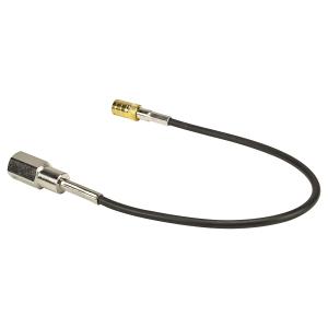 SMB (F) Antennenadapter Kupplung auf FME (M) DAB kompatibel mit JVC Alpine Blaupunkt
