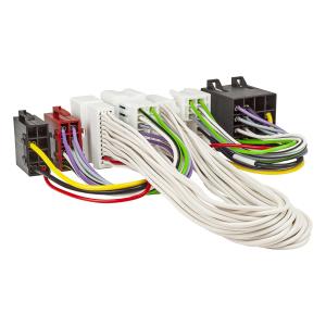 T-Kabel ISO kompatibel mit Dacia Renault ab 2012 Smart...