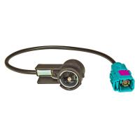 Fakra (F) Antennenadapter Kupplung auf ISO (M) Stecker 50 Ohm