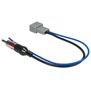 Antennenadapter GT13 DIN kompatibel mit Honda Civic Fit...