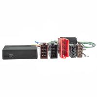 CX400 CAN Bus Interface Zündplus Speedpuls Rückwärtsgang kompatibel mit Audi mit Aktivsystemadapter Mini-ISO (auch Bose)