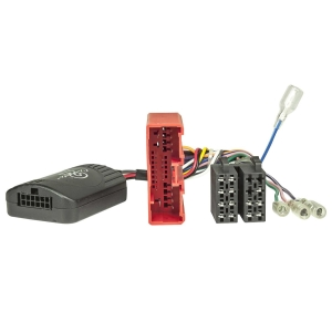 Lenkradfernbedienungsadapter CAN kompatibel mit Mazda 3...
