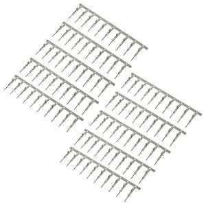 MQS ( male ) Kontakte Stecker 100 Stück für...