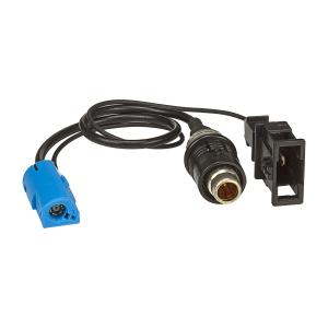 Antennenadapter GM M/NO auf RAST II kompatibel mit Opel...