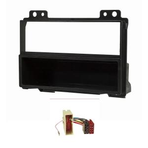 Radioblende Set kompatibel mit Ford Fiesta JH1/JD3 Ford...