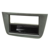 Radioblende kompatibel mit Seat Altea FR XL Toledo 5P anthrazit