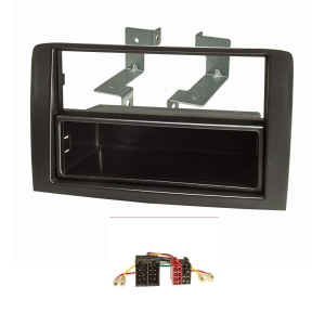 Radioblende Set kompatibel mit Fiat Idea Lancia Musa...
