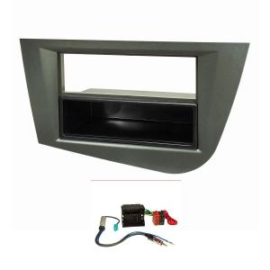 Radioblende Set kompatibel mit Seat Leon 2 (1P)...