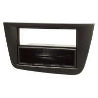 Radioblende kompatibel mit Seat Altea FR XL Toledo 5P schwarz