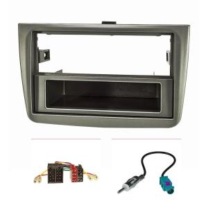 Radioblende Set kompatibel mit Alfa Romeo Mito (ZAR 955)...
