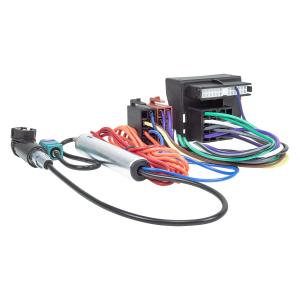 Radio Adapter Kabel kompatibel mit Opel ab 2003 Quadlock...