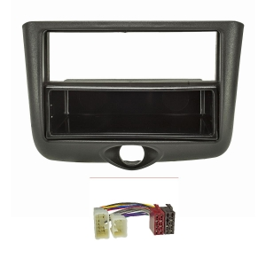 Radioblende Set kompatibel mit Toyota Yaris P1 Yaris...