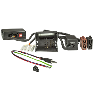 CX401 CAN Bus Adapter Lenkrad Interface mit Quadlock auf...
