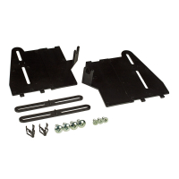 Radioblende Set kompatibel mit Mazda 3 BK Bj.2003-2009 schwarz mit Radioadapter ISO