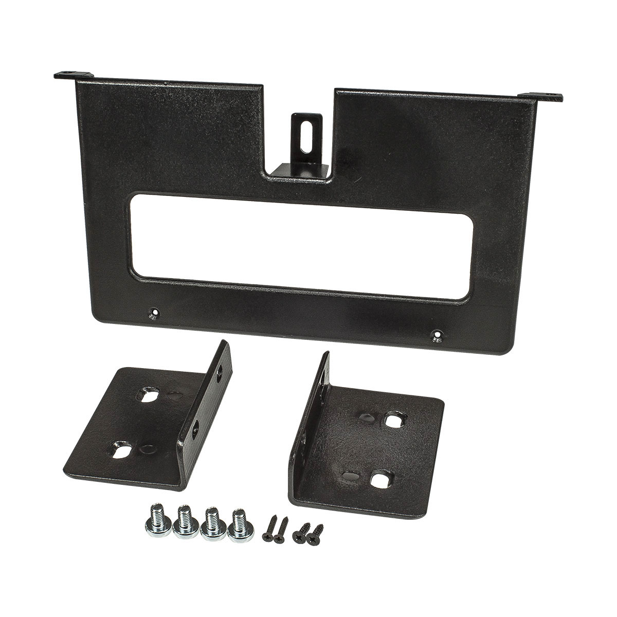 Universal Undercarriage Console Radio Holder For 2din Devices Car Lor